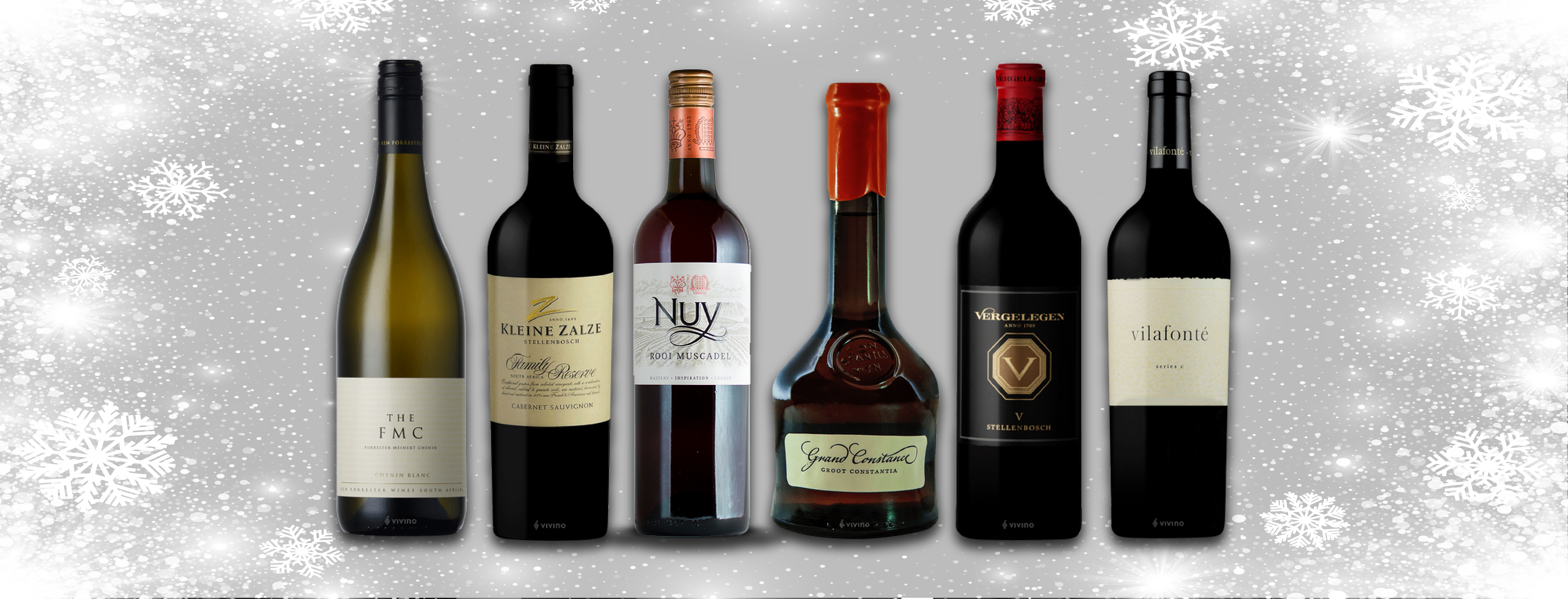 SHOP THE PERFECT WINE GIFT WITH THE SOUTH AFRICA HOUSE OF WINE