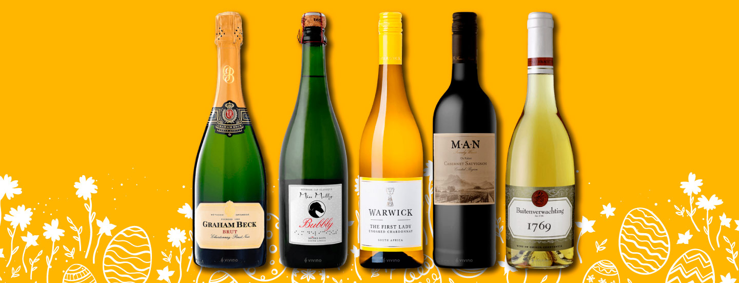 SOUTH AFRICA EASTER CASE: WINE AND FOOD PAIRINGS TO ENJOY THIS EASTER