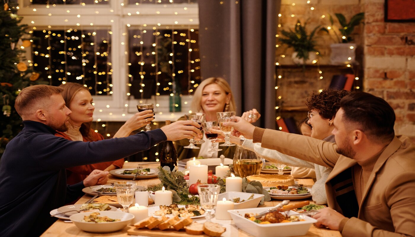 CHRISTMAS FOOD AND WINE PAIRING: A GUIDE FROM THE SOUTH AFRICA HOUSE OF WINE