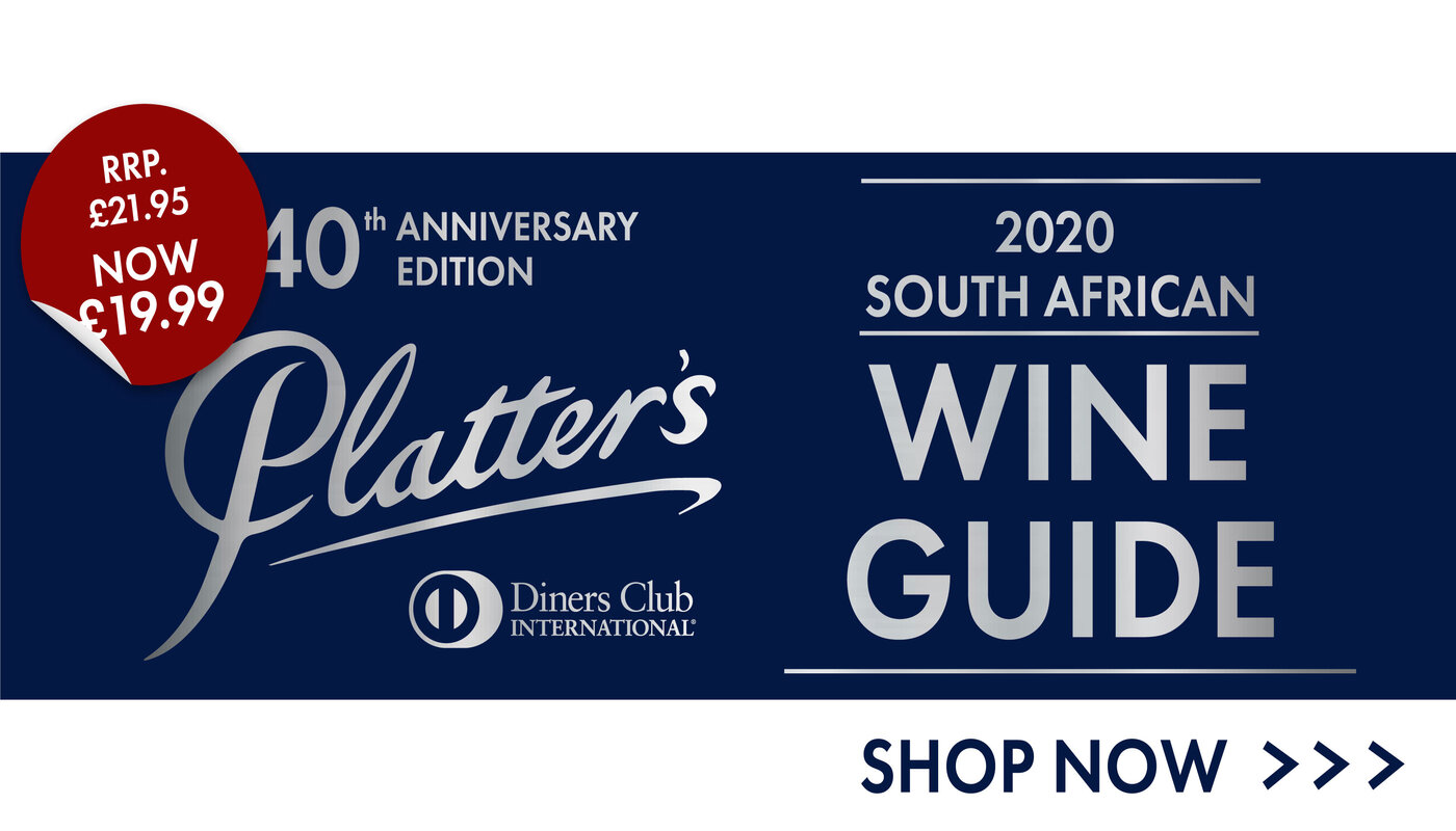 DISCOVER THE BEST IN SOUTH AFRICAN WINE, WITH PLATTER'S WINE GUIDE 2020